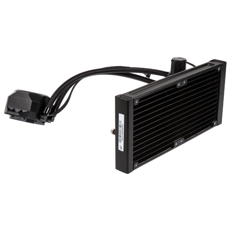 RAIJINTEK Orcus Core RGB AIO water cooling unit - 240mm