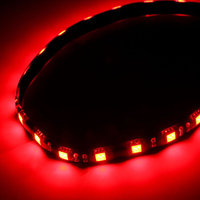BitFenix Alchemy 2.0 Magnetic LED-Strip - 12cm, 6 LEDs - Red