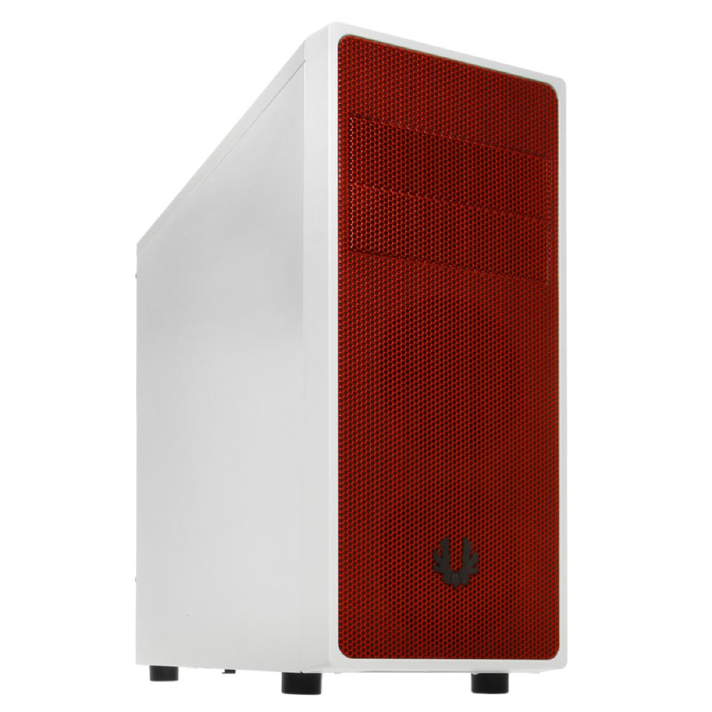 BitFenix Neos Midi-Tower Case - White/Red