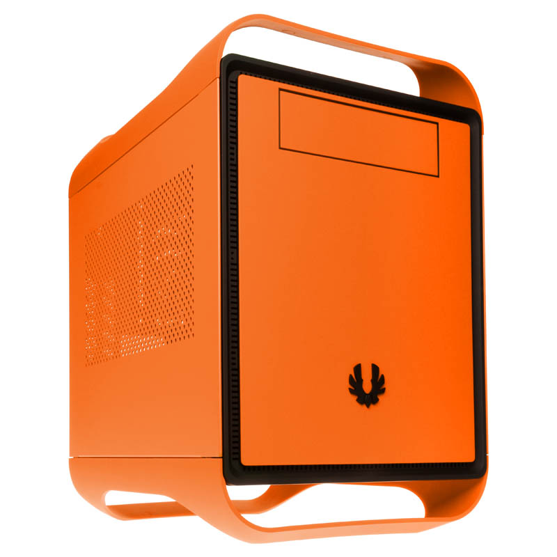 BitFenix Prodigy Mini-ITX - orange