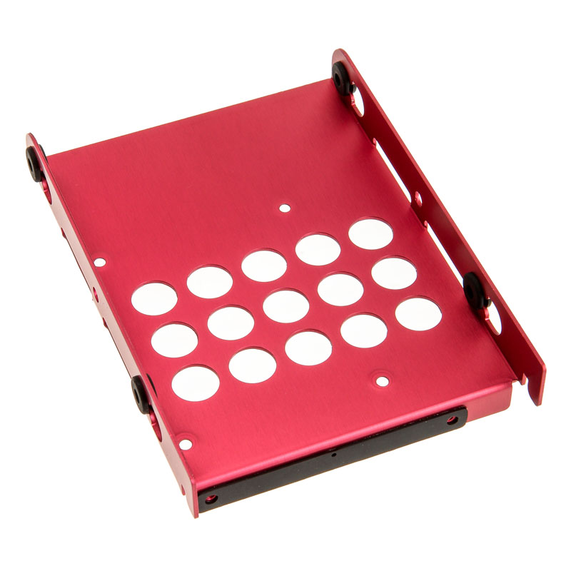 Lian Li HD-07R Mounting Frame for HDD-Cage - Red