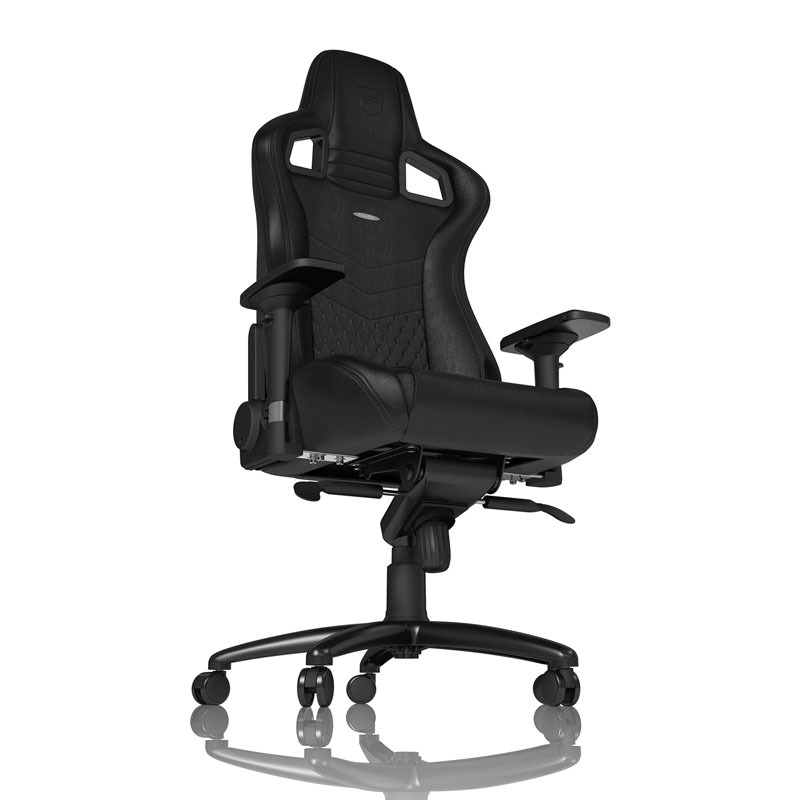 noblechairs EPIC Series Real Leather, black