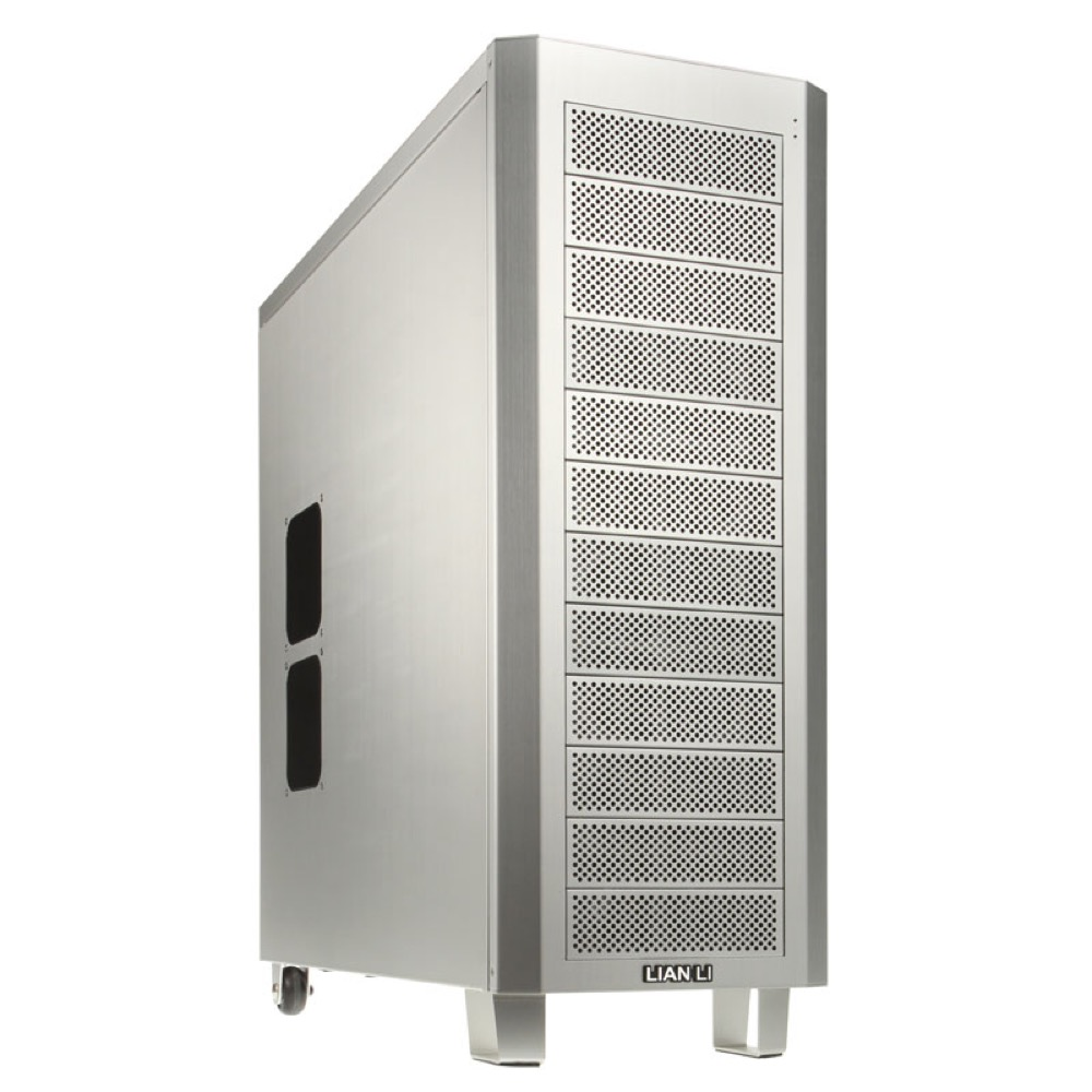 Lian Li PC-A79A Big-Tower Case - Silver