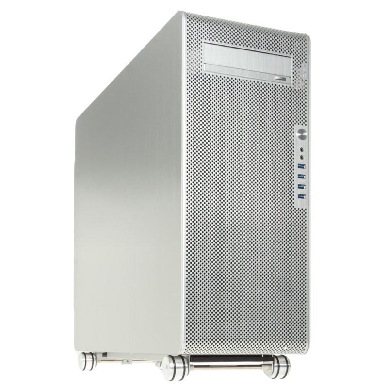 Lian Li PC-V1000LA Big-Tower USB 3.0 - Silver