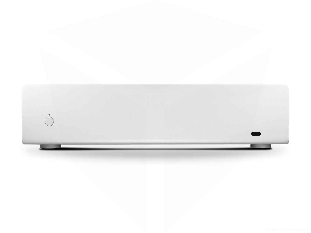 Streacom FC10 Fanless Chassis Silver, Extruded Aluminium , Without Optical Slot