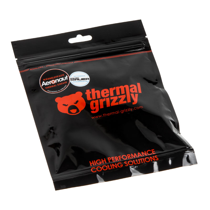 Thermal Grizzly Aeronaut - High Performance Thermal Paste - 3,9 Gram / 1,5 ml