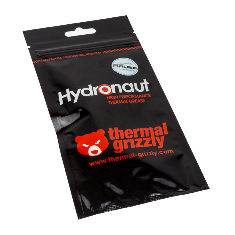 Thermal Grizzly Hydronaut - High Performance Thermal Paste - 1 Gram
