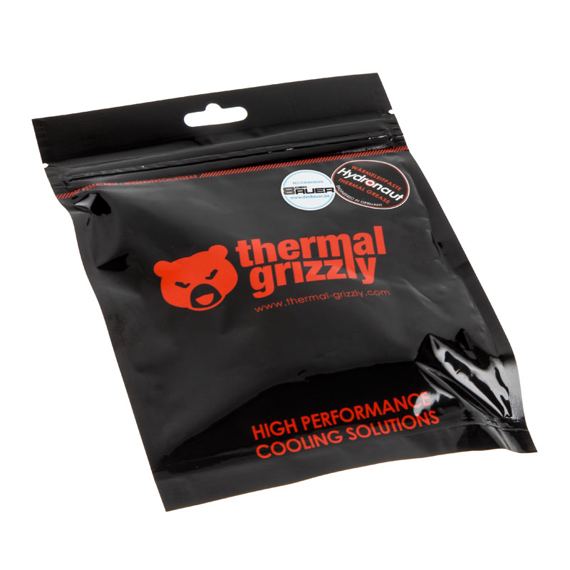 Thermal Grizzly Hydronaut - High Performance Thermal Paste - 7,8 Gram / 3 ml