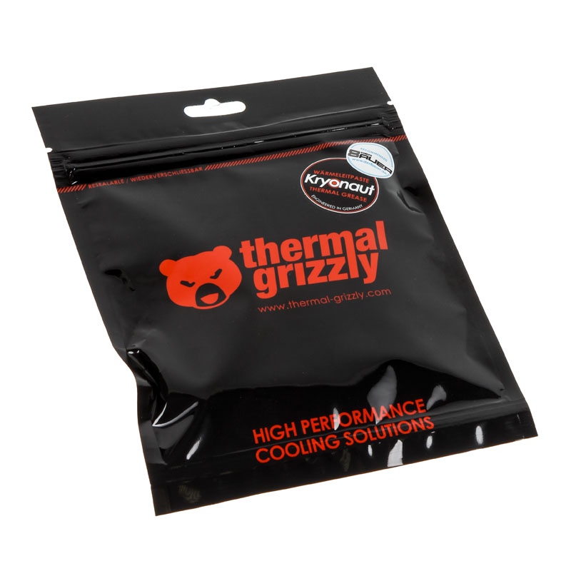 Thermal Grizzly Kryonaut - High Performance Thermal Paste - 1 Gram