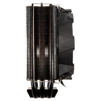Raijintek Leto Slim Blue LED CPU Cooler - PWM - 120mm