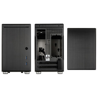 Lian Li PC-Q21B Mini-ITX Cube - Black
