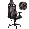 noblechairs EPIC Series Real Leather, brown/beige